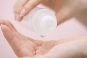 ニキビの化粧水にはVC lotion