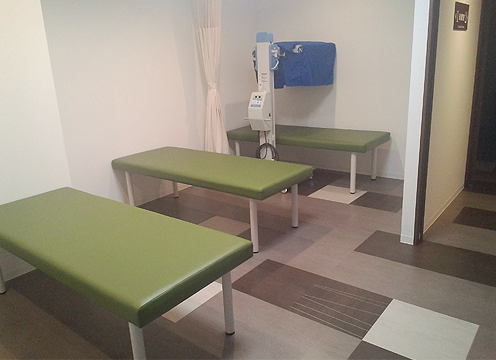 第一応急処置室